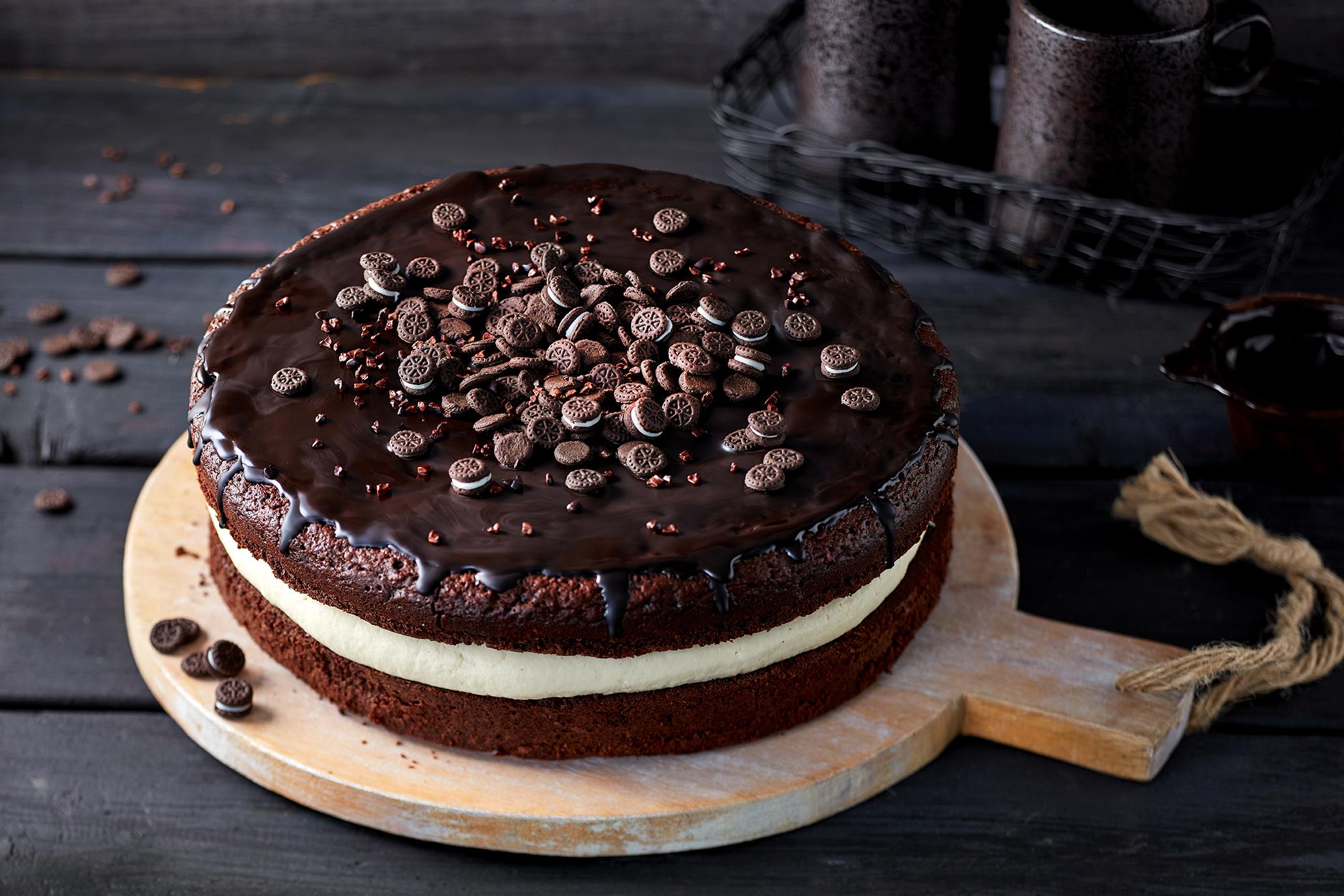 Cookie-Torte